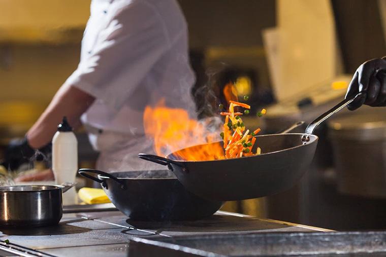 بهداشت گوشت هنگام پخت و پز